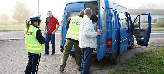Policja i straż graniczna wspólnie dla bezpieczeństwa w Bieszczadach