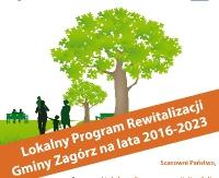 ZAGÓRZ: Weź aktywny udział w rewitalizacji i zmień wygląd swojego miasta