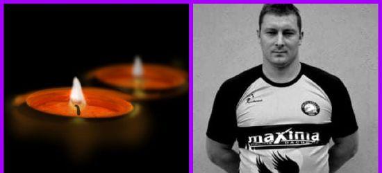 Zmarł 34-letni piłkarz, wychowanek Przełomu Besko