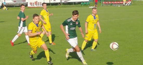 Ostatni mecz wyjazdowy w tym sezonie. Ekoball Stal przegrywa w Nisku 0:1 (ZDJĘCIA)