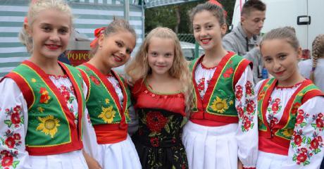 MOKRE: Królował taniec i muzyka. Święto Kultury nad Osławą (VIDEO, ZDJĘCIA)