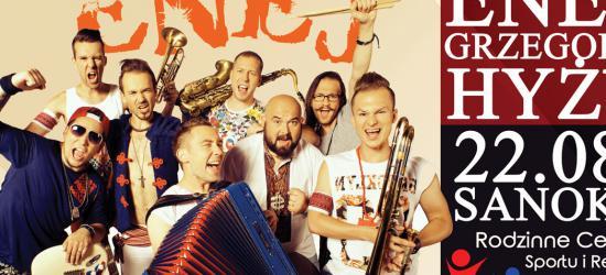 SANOK: Do wielkiej imprezy pozostał dokładnie miesiąc. Na scenie zagoszczą Grzegorz Hyży oraz grupa Enej! (FILM)