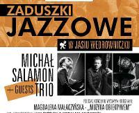 JAŚ WĘDROWNICZEK ZAPRASZA: Zaduszki jazzowe, Michał Salomon Trio