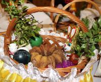 WIELKA SOBOTA: Święcenia pokarmów w sanockich parafiach