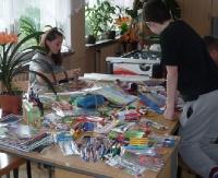 Akcja charytatywna na rzecz polskich dzieci z Ukrainy