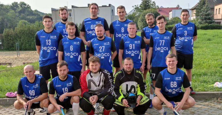 Reprezentacja SLU na 8. miejscu podczas Pucharu Polski (ZDJĘCIA)