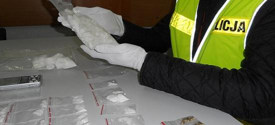 Narkotyki w samochodzie i w domu. 23-latek i jego… 300 gramów metamfetaminy