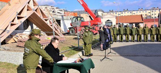 Bieszczadzka straż graniczna będzie miała własną strzelnicę za 9 mln zł (ZDJĘCIA)