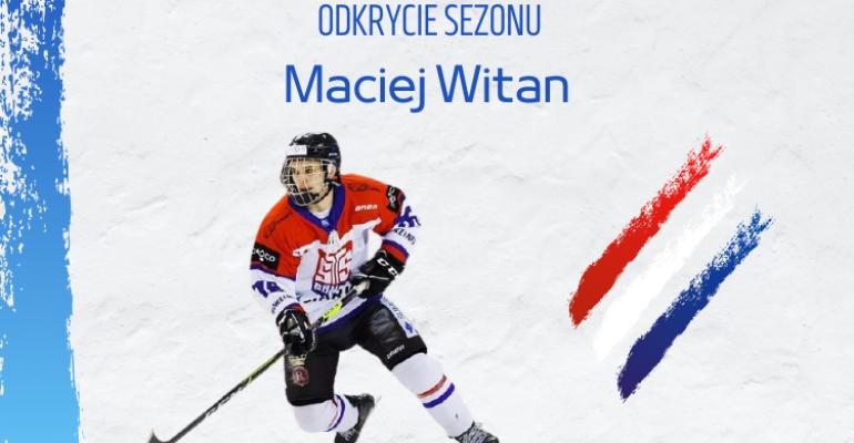 STS SANOK: Odkrycie sezonu – Maciej Witan