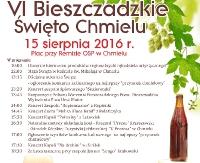VI edycja Bieszczadzkiego Święta Chmielu
