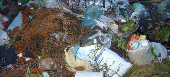 INTERWENCJA: Dzikie wysypiska śmieci straszą szczególnie latem. Czekamy na kolejne sygnały! (ZDJĘCIA)