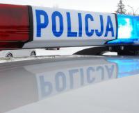 KRONIKA POLICYJNA: Jazda na promilach, 6-letni zakaz prowadzenia i potrącenie pieszej