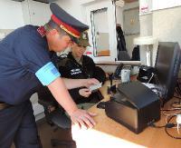 Eksperci europejskich służb granicznych w BiOSG. Funkcjonariusze wymieniali doświadczenia (ZDJĘCIA)