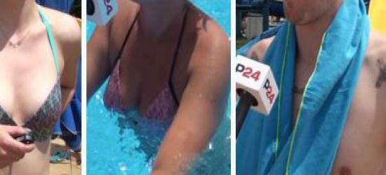 POWIAT BRZOZOWSKI: Mistrzostwa powiatu w pływaniu (FILM)