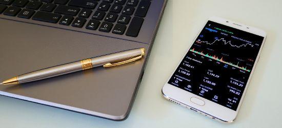 Uwaga na oszukańcze serwisy internetowe. Oferują kryptowaluty i inwestycje na rynku Forex
