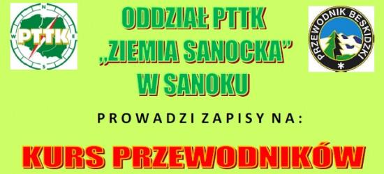 """Oddział PTTK """"Ziemia Sanocka"""". Ruszyły zapisy na Kurs Przewodników Beskidzkich!"""
