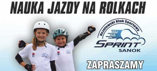 """Rusza nabór w UKS Sprint Sanok! """"Zarażamy pasją do sportu"""""""