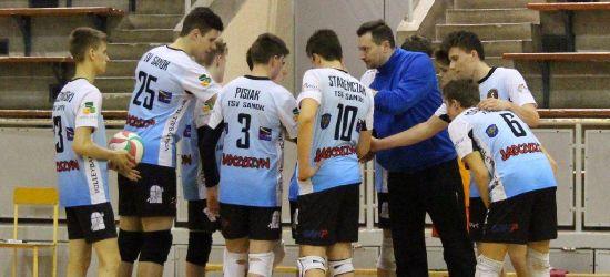 Historyczny sukces TSV! Juniorzy z Sanoka w półfinale mistrzostw Polski (FILM, FOTO)