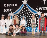 Cicha noc, święta noc… Magia świąt podczas jasełek w Bukowsku (ZDJĘCIA)