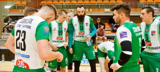 TSV SANOK: Nie czekaliśmy długo na wygraną!