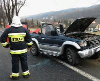 AKTUALIZACJA REGION: Wypadek w Zboiskach. Nie żyje jedna osoba (ZDJĘCIA)