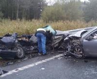 AKTUALIZACJA: Tragiczny wypadek. Nie żyje trzech młodych sanoczan (ZDJĘCIA)