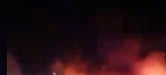 """NOWE VIDEO Przyczyną pożaru """"Flisaka"""" mogło być podpalenie! Zobacz jak płonął """"Flisak"""" (VIDEO HD ,ZDJĘCIA)"""