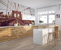 W tej kuchni aż się klei! Kilka dobrych pomysłów na naklejki do kuchni