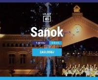 Zagłosuj na Sanok w Turnieju Miast Zumi!