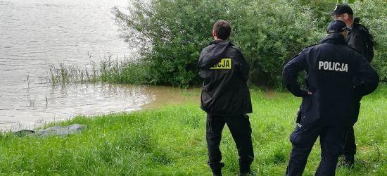 PODKARPACIE. Martwy 50-latek znaleziony w pobliżu rzeki