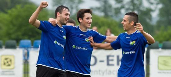 PIŁKA NOŻNA: Mecz walki dla Ekoball-u Stali Sanok! Wygrywamy z Piastem Tuczempy (ZDJĘCIA)