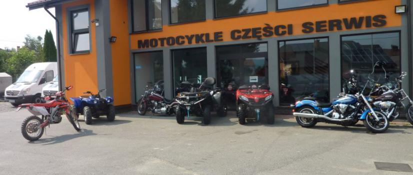 Centrum Motocykli Skuterów-Quadów D-elma Zagórz