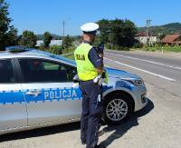 Policyjny pościg za pijanym kierowcą. Miał ponad 3 promile…