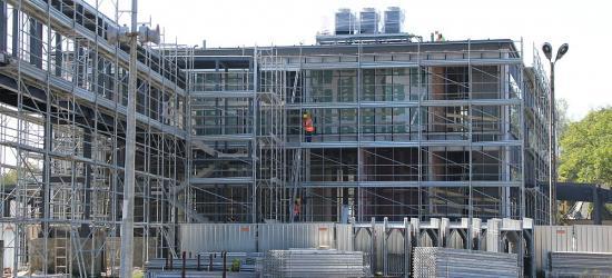 SANOK: Dworzec gotowy przed końcem roku (FOTO)