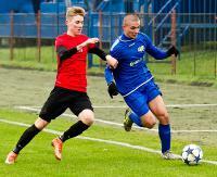 Piłkarze Ekoball-u Stali wygrywają pierwszy sparing. Jutro mecz z Szarotką Nowosielce