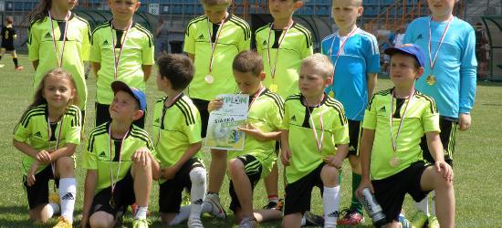Udany start zawodników z Akademii Piłkarskiej Sanok. Sanoczanki zachwyciły publiczność (ZDJĘCIA)