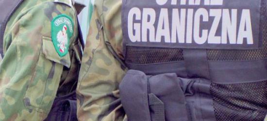 Uprowadzili i bili kobietę. Rumuni zatrzymani przez sanockich pograniczników