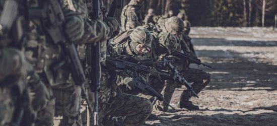 Pierwsze bojowe strzelanie rekrutów (FOTO)