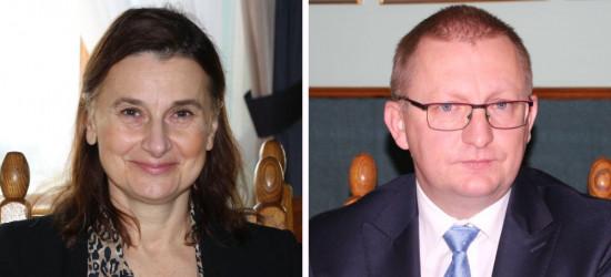 MIASTO SANOK: Zofia Kordela-Borczyk oraz Grzegorz Kozak wiceprzewodniczącymi rady