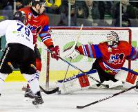 Hokejowa demolka w Arenie Sanok! Nasi wygrywają w pierwszym meczu play-off aż 7:2! (FILM, ZDJĘCIA)