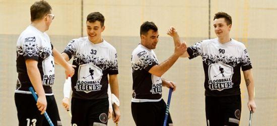 UNIHOKEJ: Wygrane Floorball, Interq i AZS (FOTO)