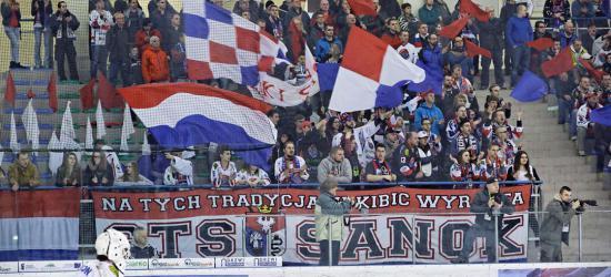 Ceny biletów na spotkania półfinałowe PHL. Rywalem sanoczan GKS Tychy