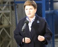 AKTUALIZACJA / SANOK: Autosan własnością Polskiej Grupy Zbrojeniowej. PREMIER BEATA SZYDŁO: Przed Sanokiem dobra przyszłość! (FILM, ZDJĘCIA)