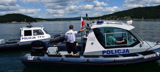 BIESZCZADY: Video z pracy policjantów podczas wakacji (FILM)
