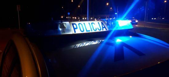 PODKARPACIE. 32-latek wypadł z busa na autostradzie!