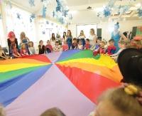 Przedszkolaki na bal w PWSZ (ZDJĘCIA)