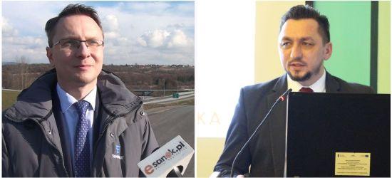 SANOK: Burmistrz ma pretensje do posła. Poseł odpowiada (VIDEO)
