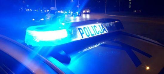 AKTUALIZACJA / SANOK: Mężczyzna wyskoczył z 3 piętra. 62-latek zabrany do szpitala