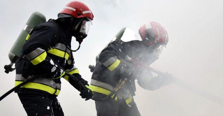 AKTUALIZACJA: Tragiczne skutki pożaru. Nie żyją dwie osoby