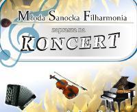 Koncert Młodej Sanockiej Filharmonii. Muzycy przygotowują się do Festiwalu Art-Duo do Gyor